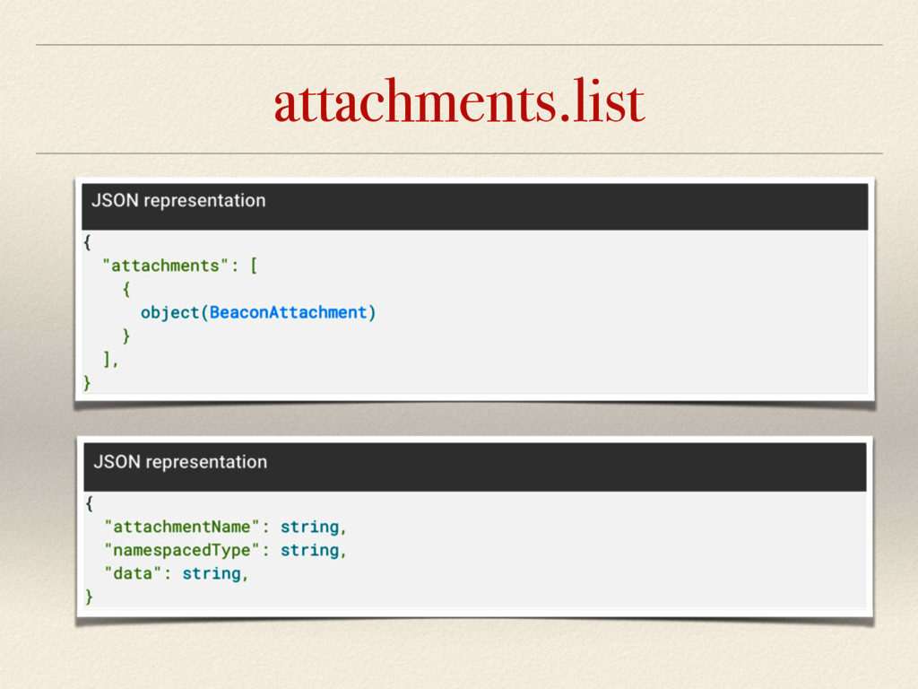 attachments.list