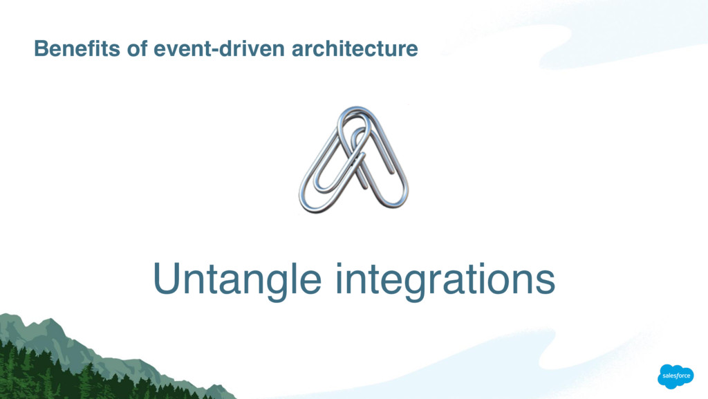 Benefits of event-driven architecture Untangle ...
