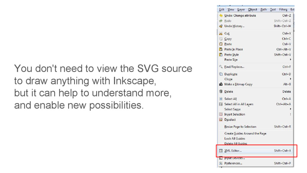 You don't need to view the SVG source to draw a...