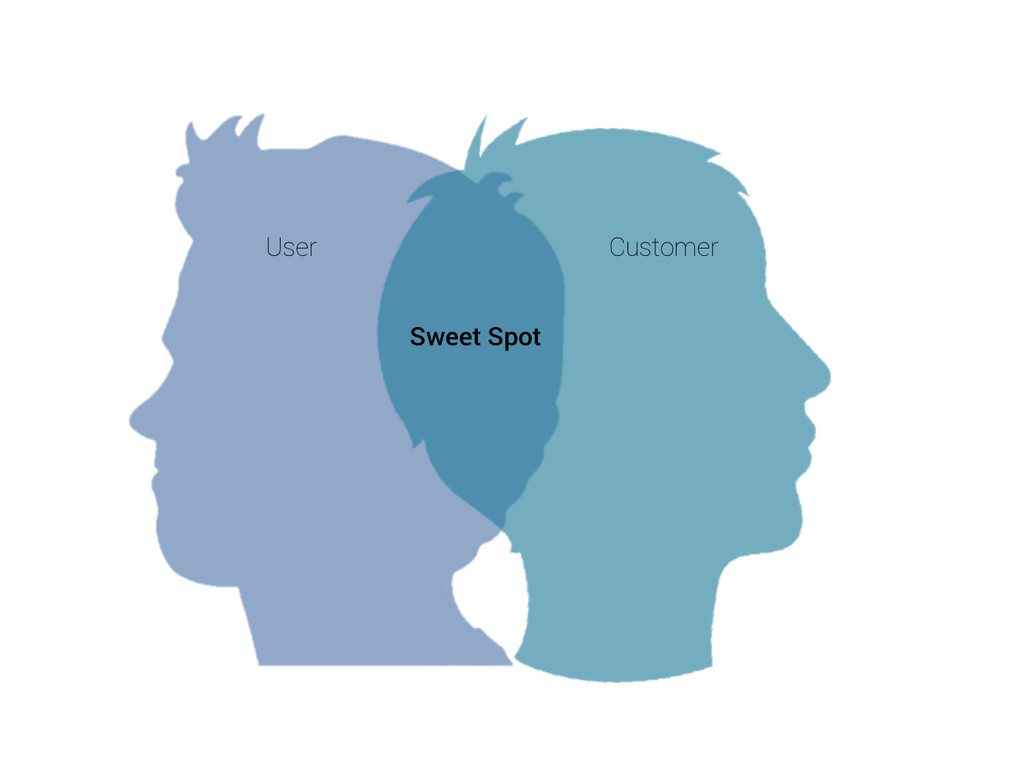 User Customer Sweet Spot