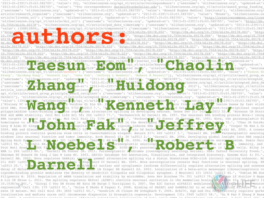 "v1 authors ""2013-01-23T17:35:03.582705"", ""value..."