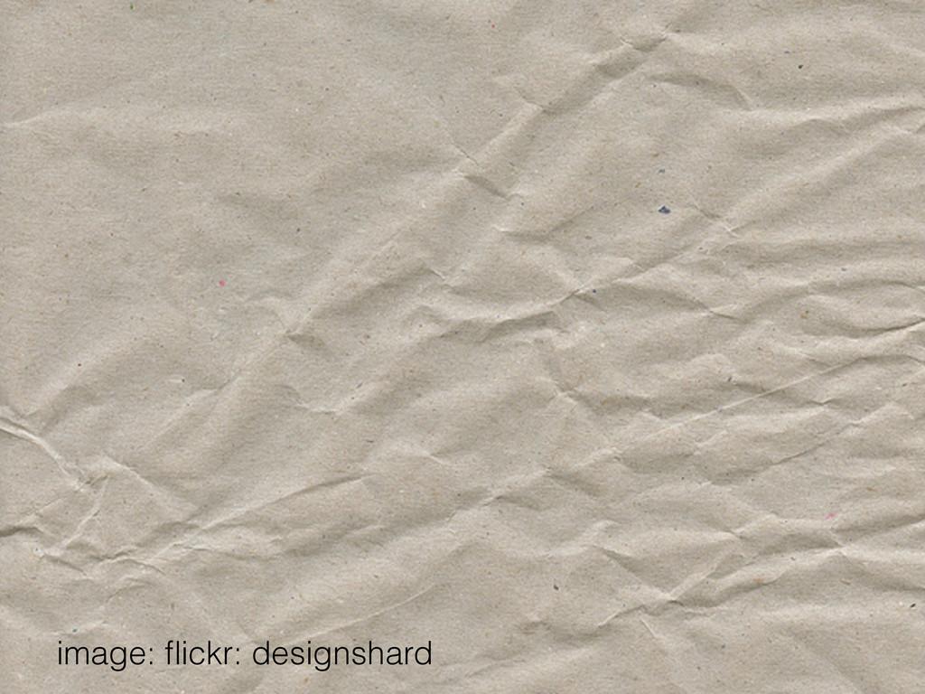 image: flickr: designshard