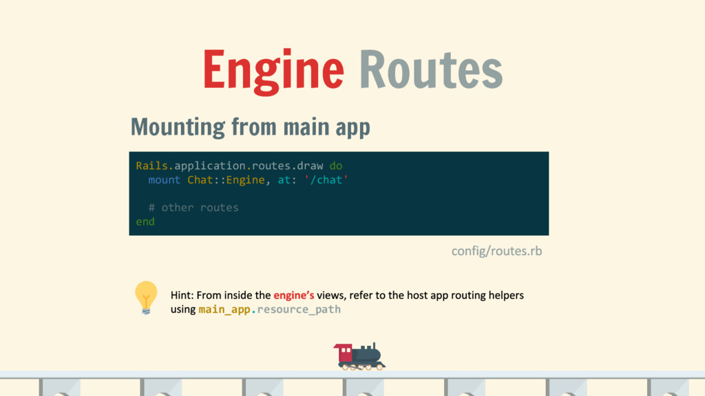 Engine Routes Mounting from main app Rails.appl...