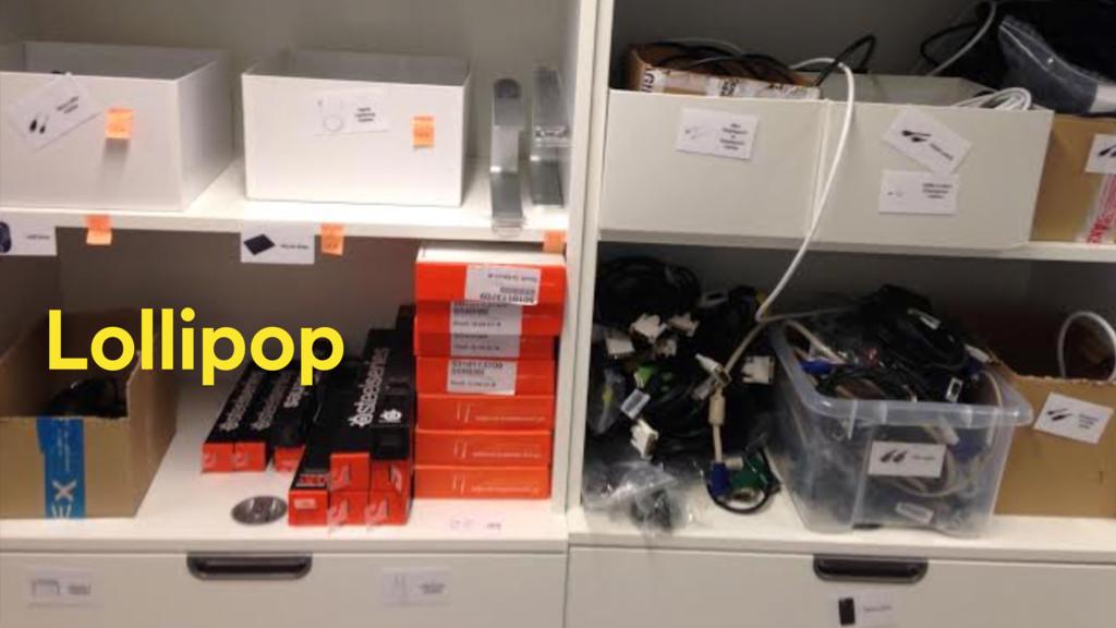 IT Shelf - Project Lolipop Lollipop