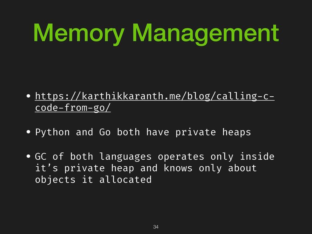 Memory Management • https:!//karthikkaranth.me/...