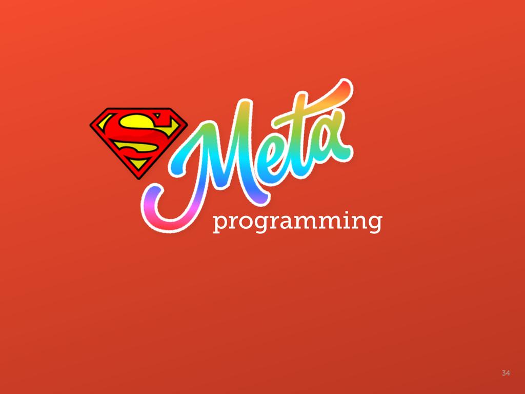 34 programming