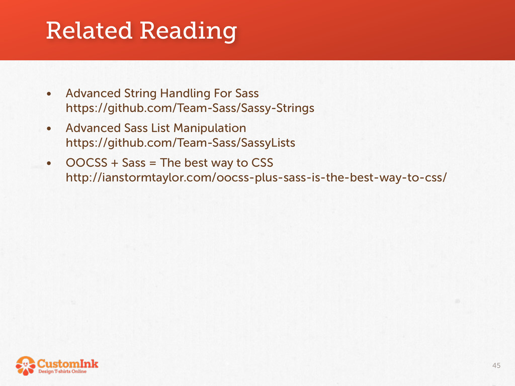 Related Reading • Advanced String Handling For ...