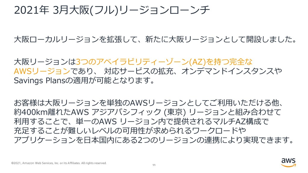 ©2021, Amazon Web Services, Inc. or its Affilia...