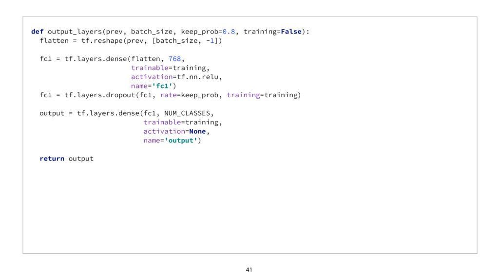 def output_layers(prev, batch_size, keep_prob=0...