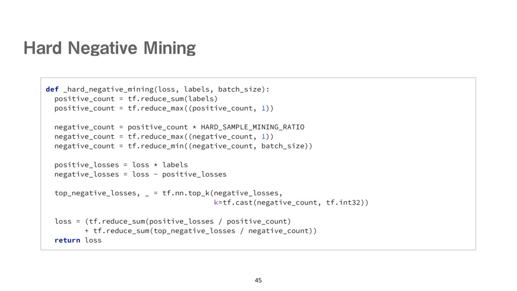 def _hard_negative_mining(loss, labels, batch_s...