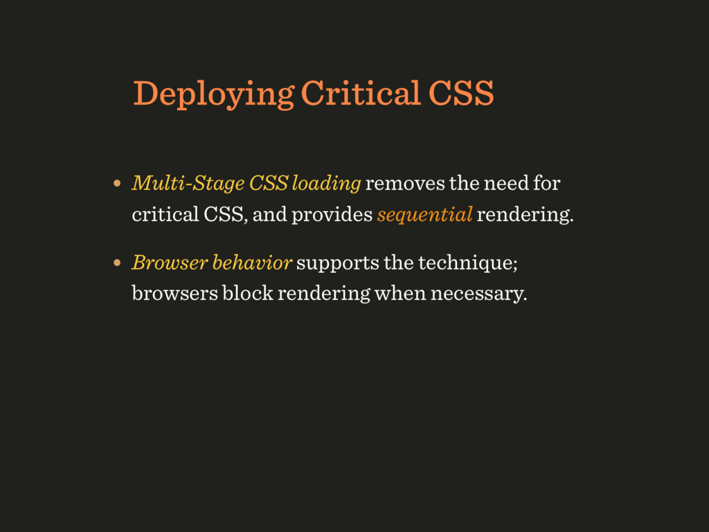 HTTP/1.1 Deployment Strategy Deploying Critical...