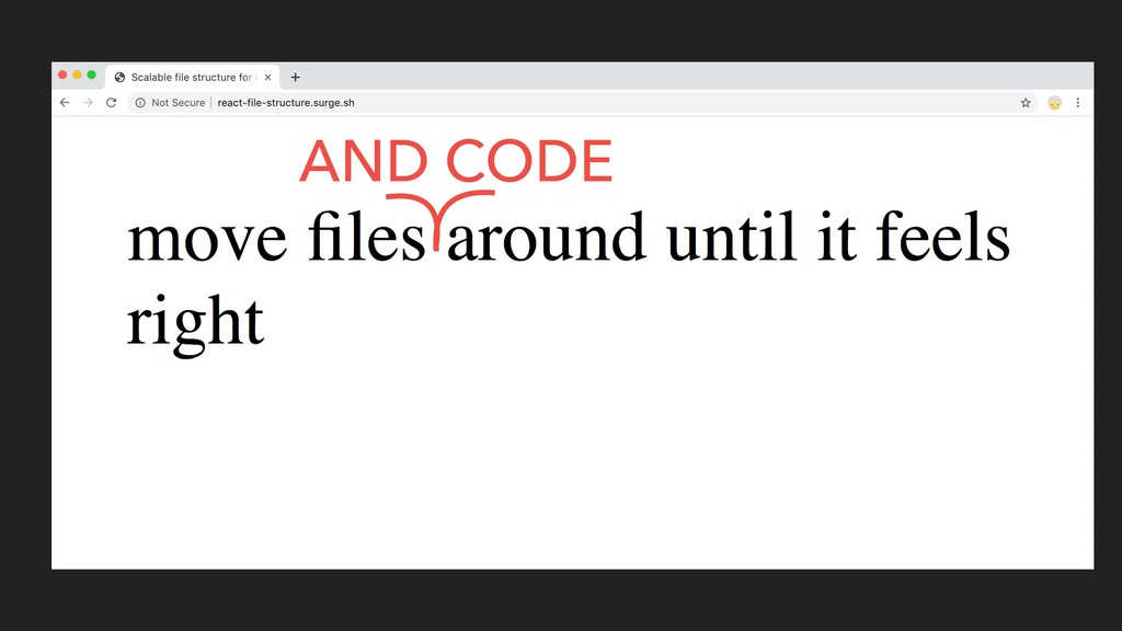 AND CODE