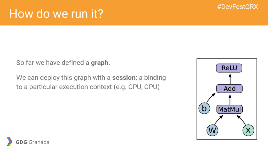 So far we have defined a graph. We can deploy t...