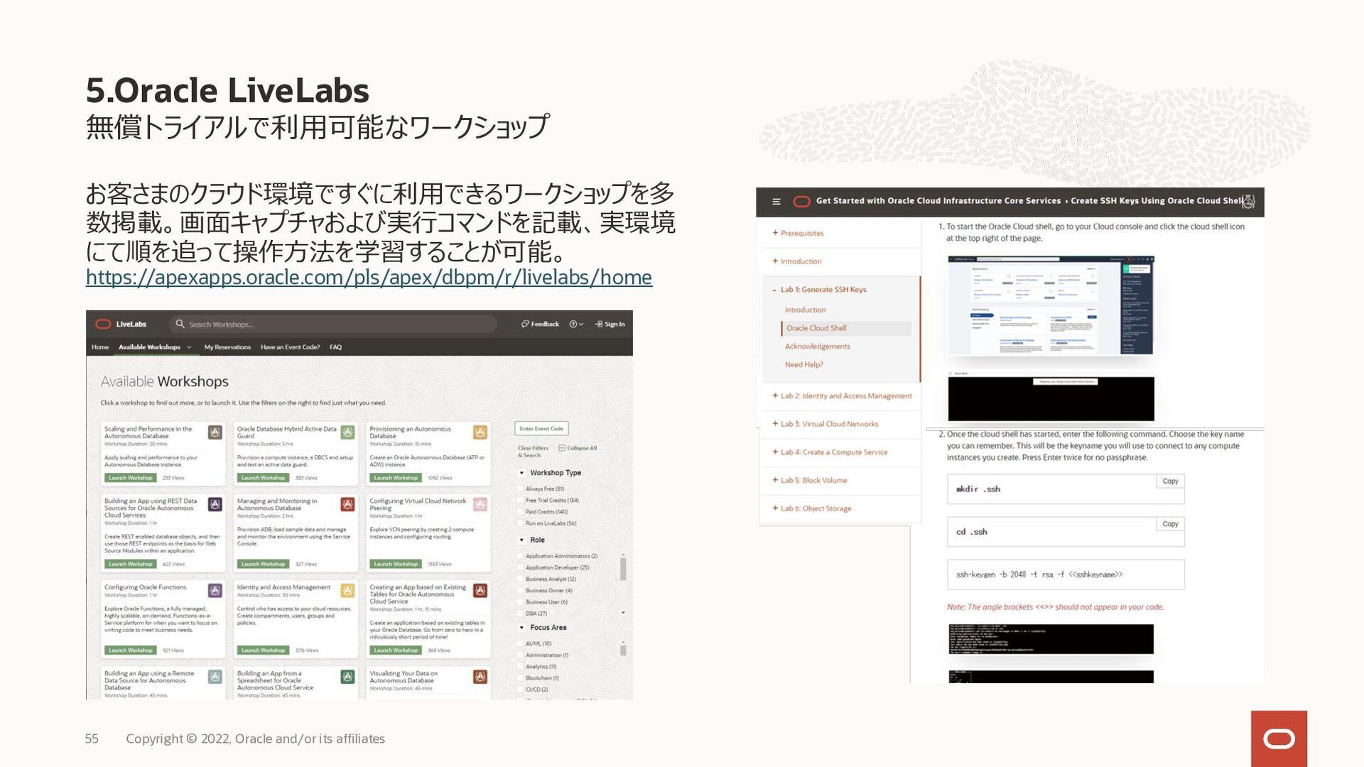 https://www.oracle.com/cloud/free/ Infrastructu...
