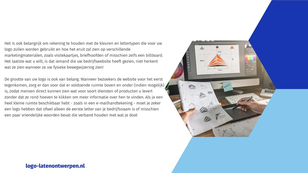 logo-latenontwerpen.nl Het is ook belangrijk om...