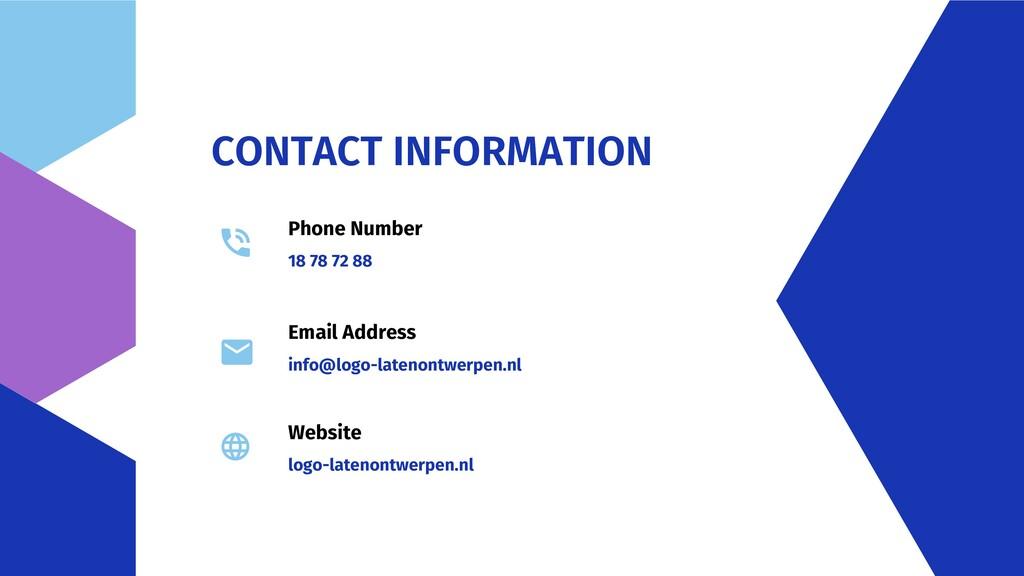 Phone Number 18 78 72 88 Website logo-latenontw...