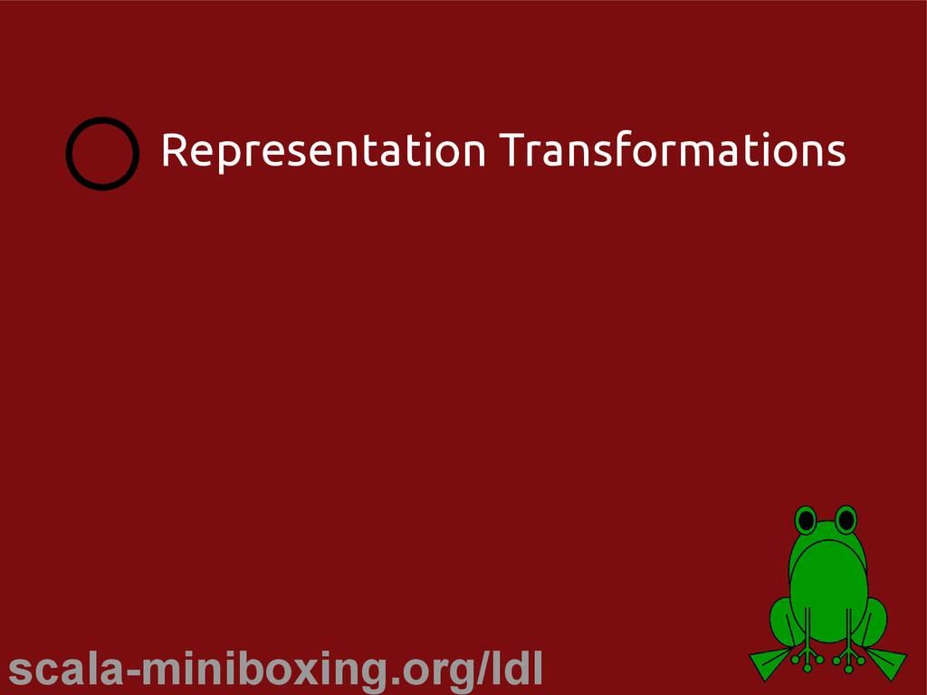 scala-miniboxing.org/ldl Representation Transfo...