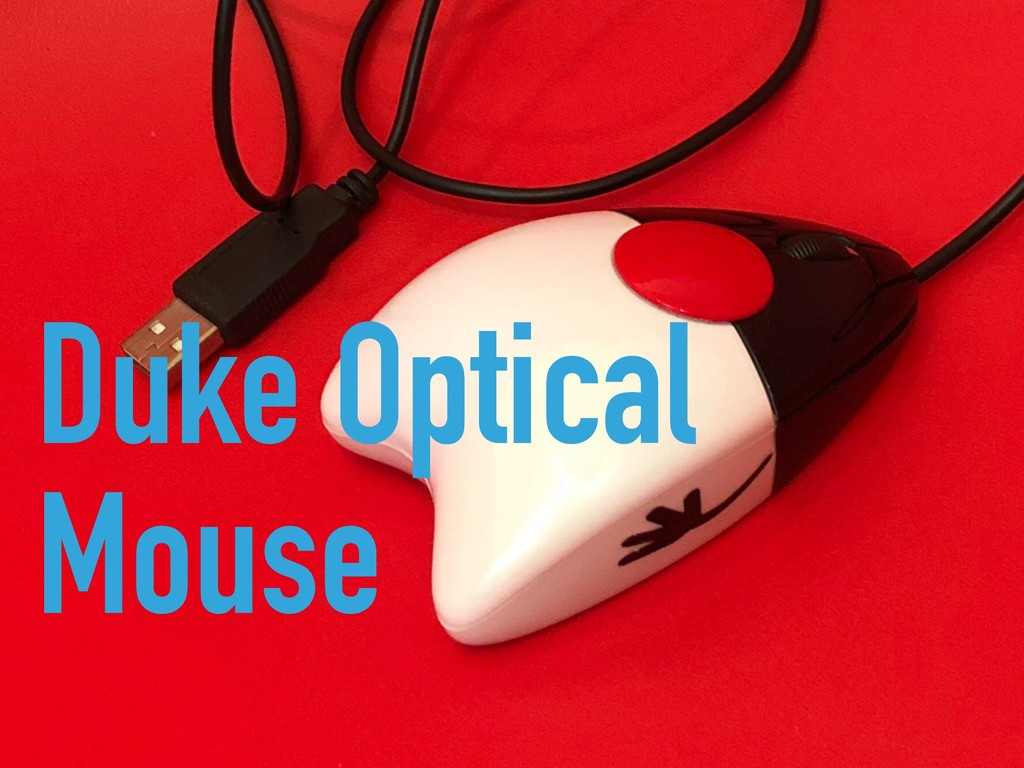 Duke Optical Mouse