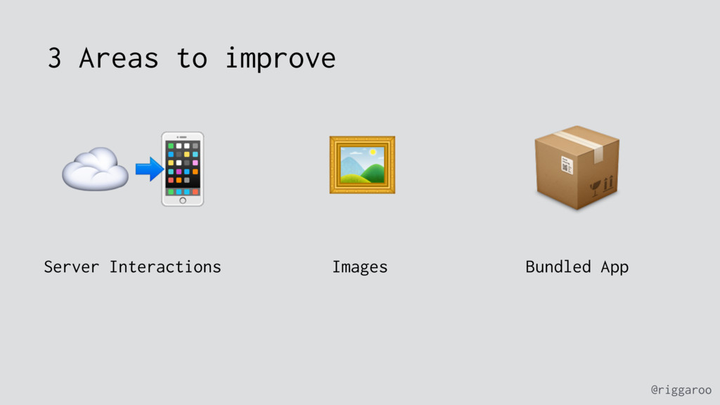 @riggaroo 3 Areas to improve Images  Bundled Ap...