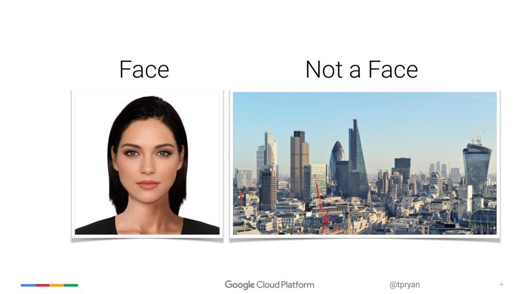 ‹#› @tpryan Face Not a Face