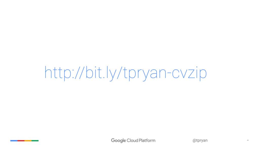 ‹#› @tpryan http://bit.ly/tpryan-cvzip
