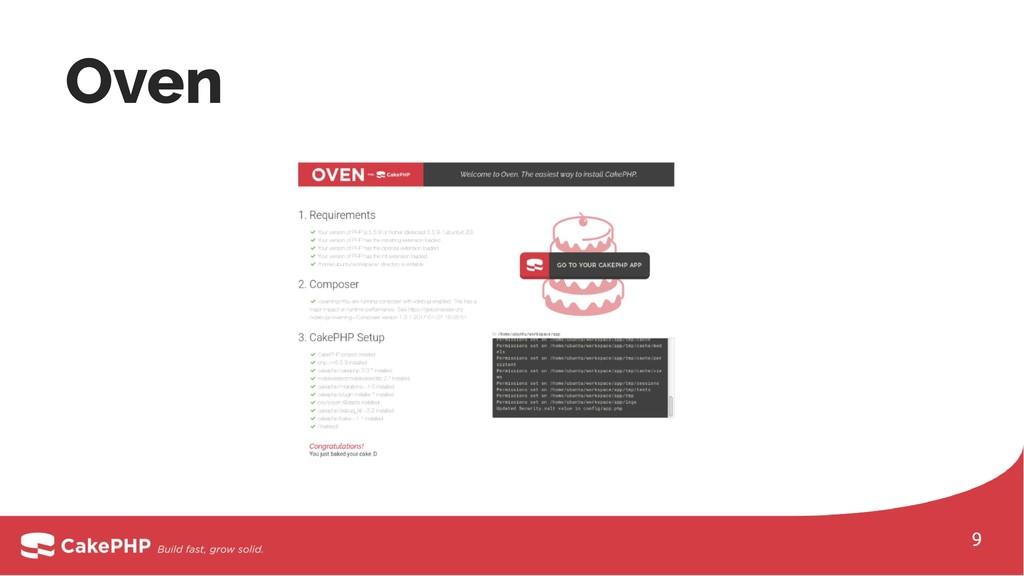 Oven 9