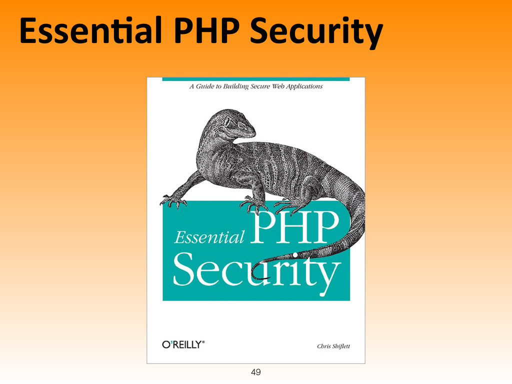 EssenLal PHP Security 49