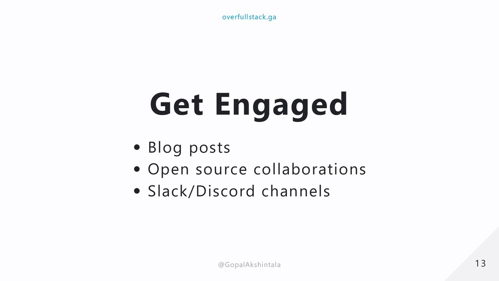 Get Engaged Blog posts Open source collaboratio...