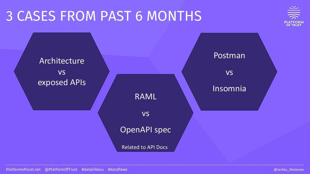 Platformoftrust.net @PlatformOfTrust #dataliikk...