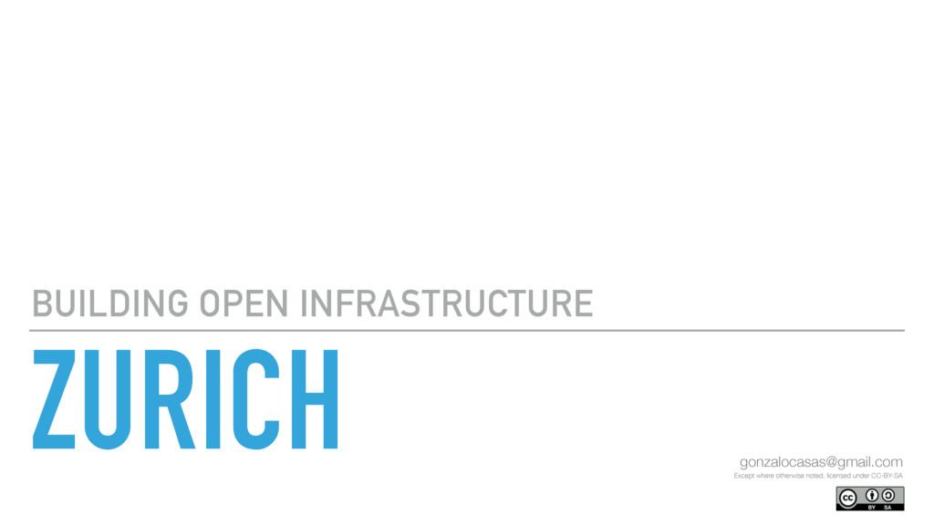 ZURICH BUILDING OPEN INFRASTRUCTURE gonzalocasa...