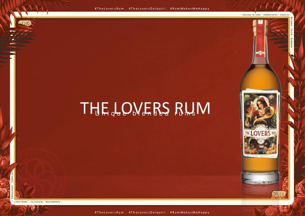 THE LOVERS RUM THE LOVERS RUM THE LOVERS RUM U ...