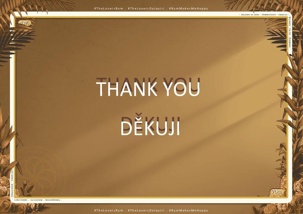 THANK YOU THANK YOU THANK YOU W W W . T H E L O...