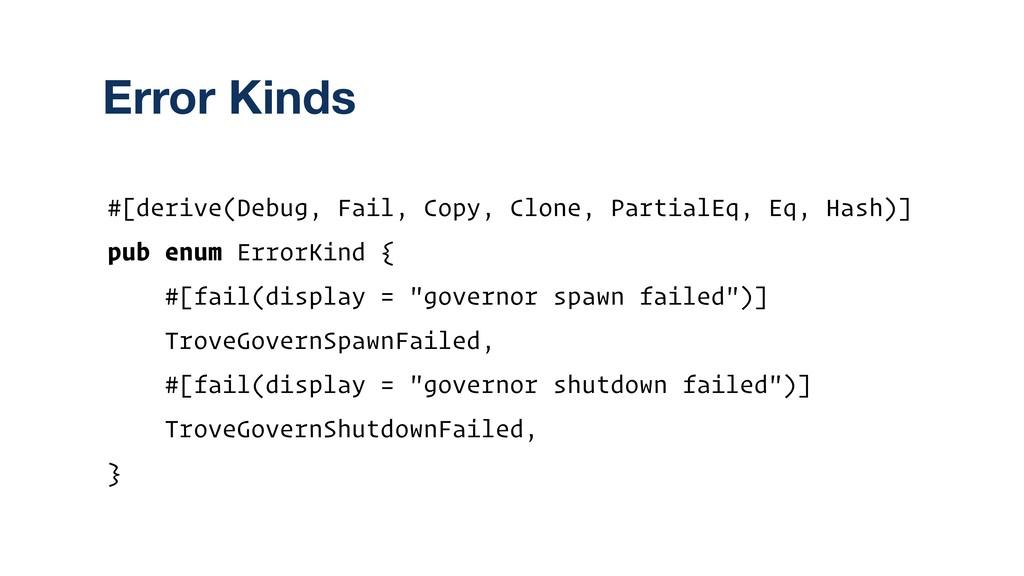 #[derive(Debug, Fail, Copy, Clone, PartialEq, E...