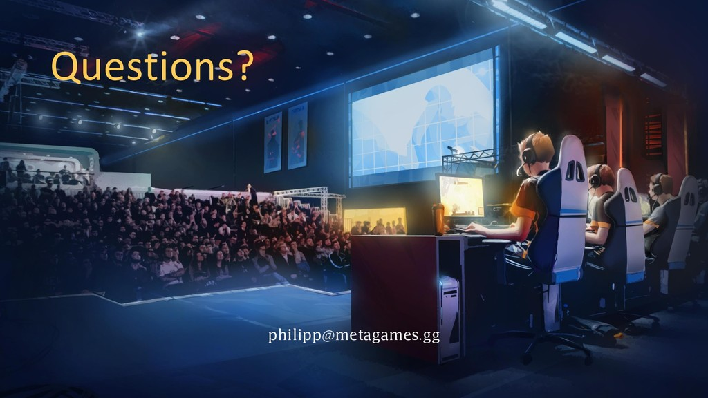 philipp@metagames.gg Questions?