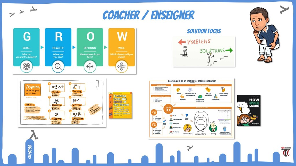 @yot88 Coacher / enseigner Solution focus