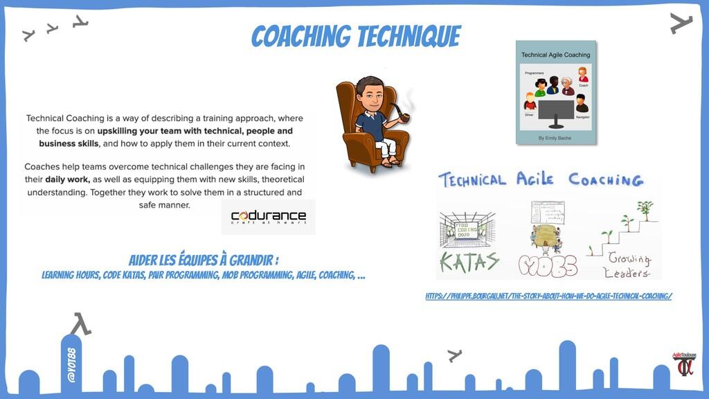 @yot88 Coaching technique Aider les équipes à g...