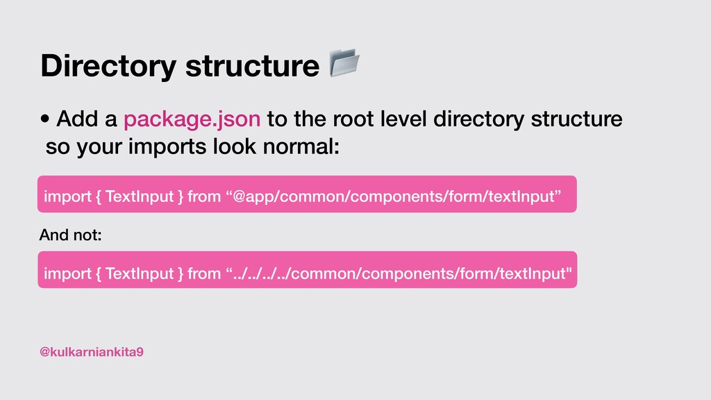 @kulkarniankita9 Directory structure  • Add a p...
