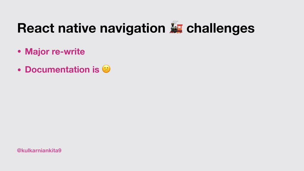 @kulkarniankita9 React native navigation  chall...