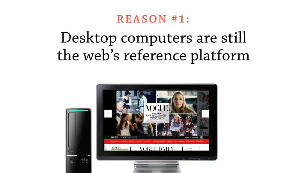 Desktop computers are still the web's referenc...