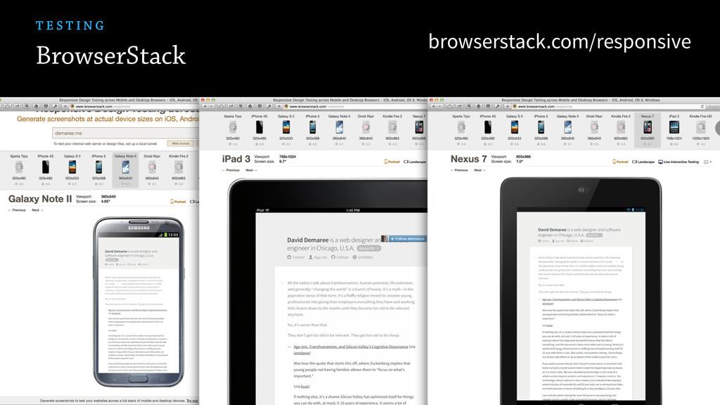 BrowserStack T E S T I N G browserstack.com/res...