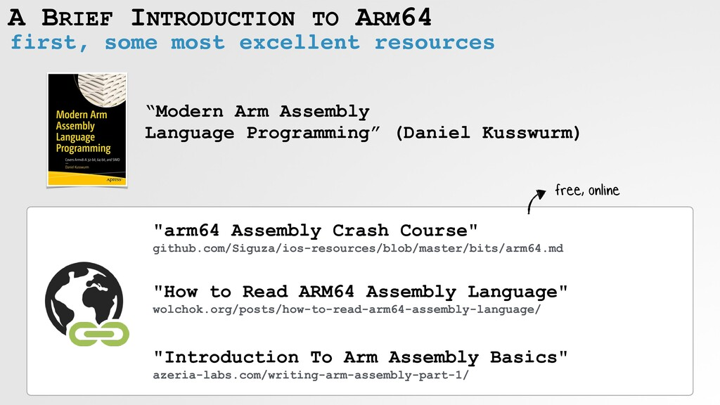first, some most excellent resources A BRIEF IN...
