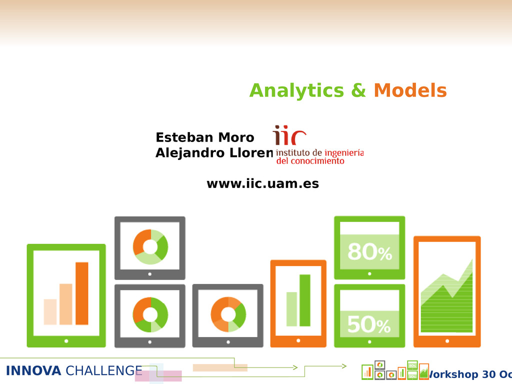 INNOVA CHALLENGE Workshop 30 Oc Esteban Moro Al...