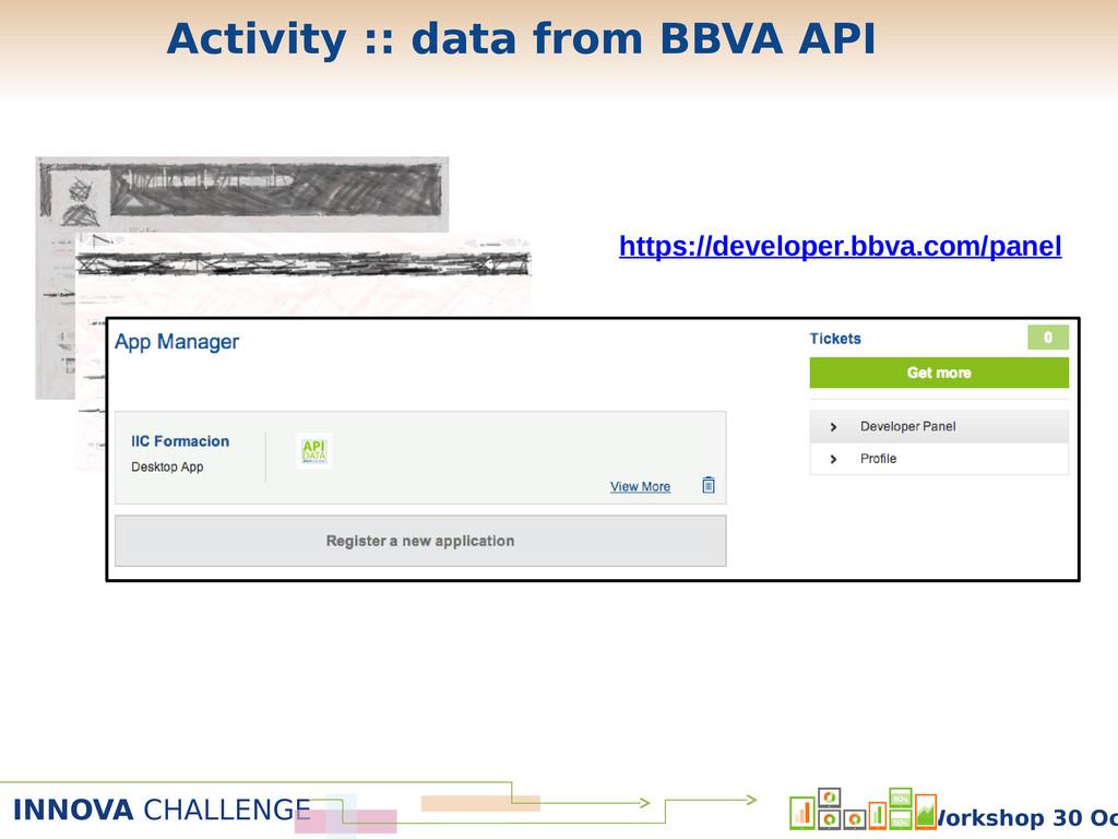 INNOVA CHALLENGE Workshop 30 Oc https://develop...