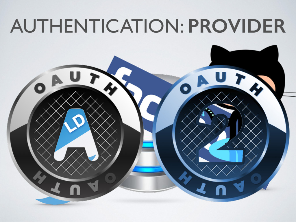 AUTHENTICATION: PROVIDER