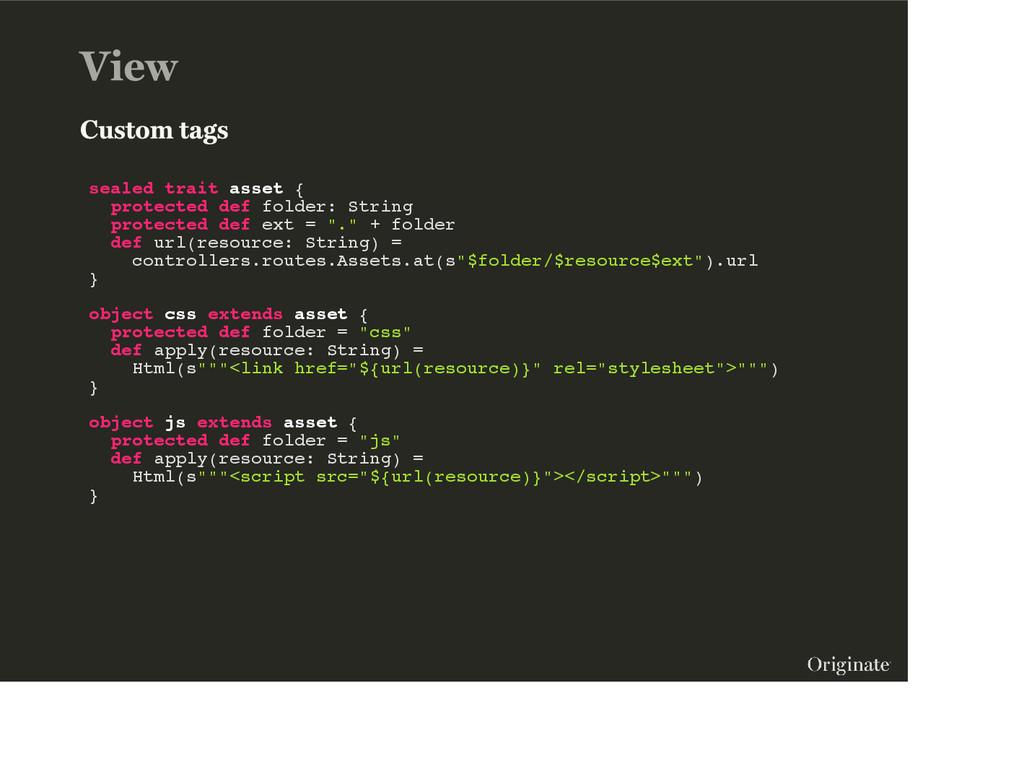 sealed trait asset { protected def folder: Stri...