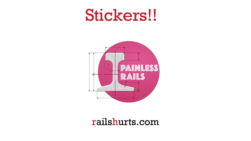 railshurts.com Stickers!!