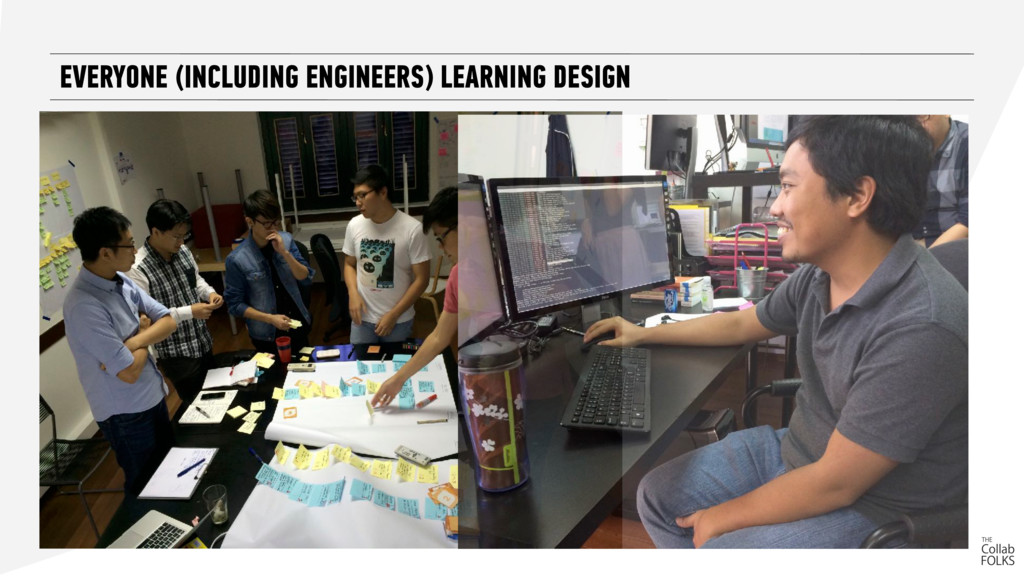 EVERYONE (INCLUDING ENGINEERS) LEARNING DESIGN
