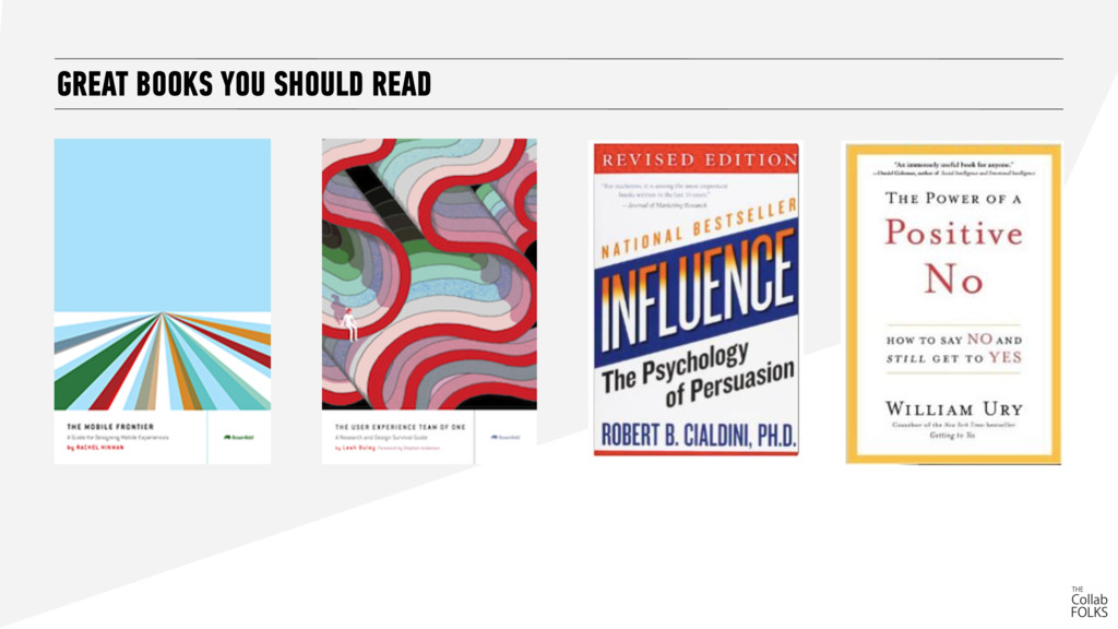 GREAT BOOKS YOU SHOULD READ