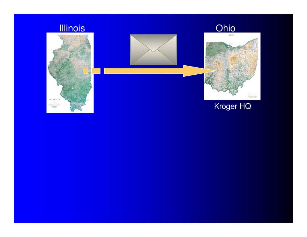 Illinois Ohio Kroger HQ