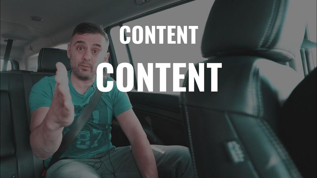 CONTENT CONTENT